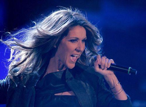 Conoce cómo entrena y cómo graba Celine Dion