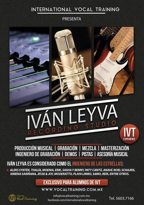 Clases de Canto - IVT Experience