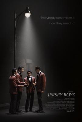 Película de Canto – Jersey Boys
