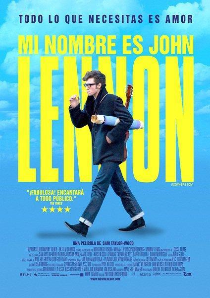 Película de Canto – La vida de John Lennon