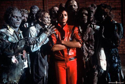 La historia detrás de Thriller de Michael Jackson