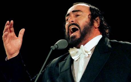 Conoce la técnica de respiración de Pavarotti