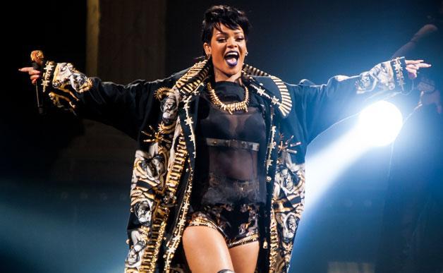 """¡Gran audición """"El equipo de Rihanna busca cantantes""""!"""