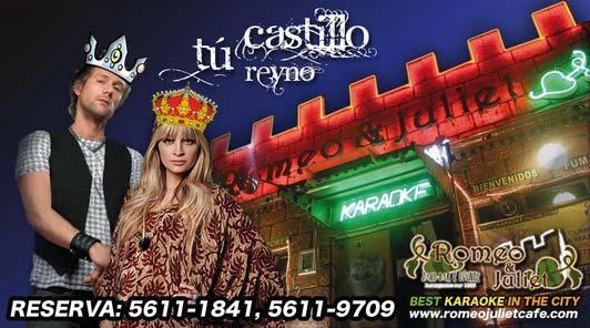 Gana $1,000 pesos concursando en el canta bar Romeo y Julieta